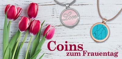 Amello Edelstahl Coins
