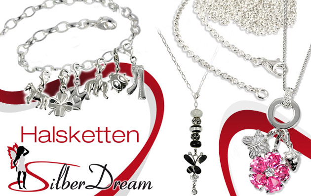 Silberdream Charms Kollektion