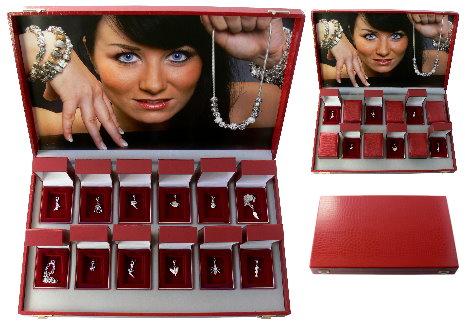 Neu: Hochwertiger Schmuckkoffer für Ihre Präsentation